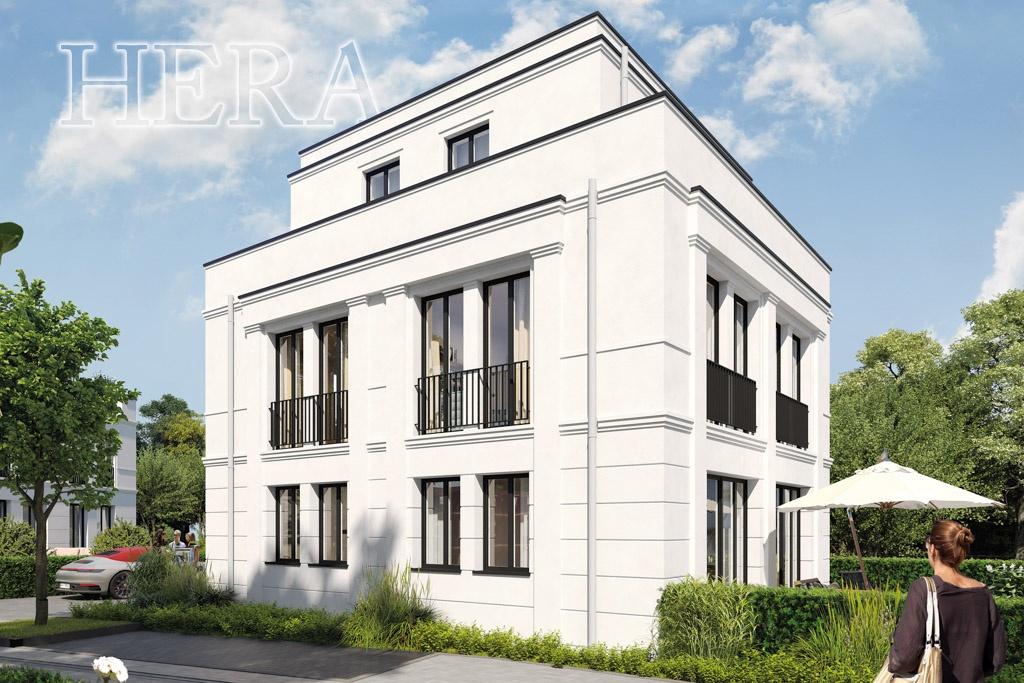 Neubauprojekt RHIVIVA Villa Hera