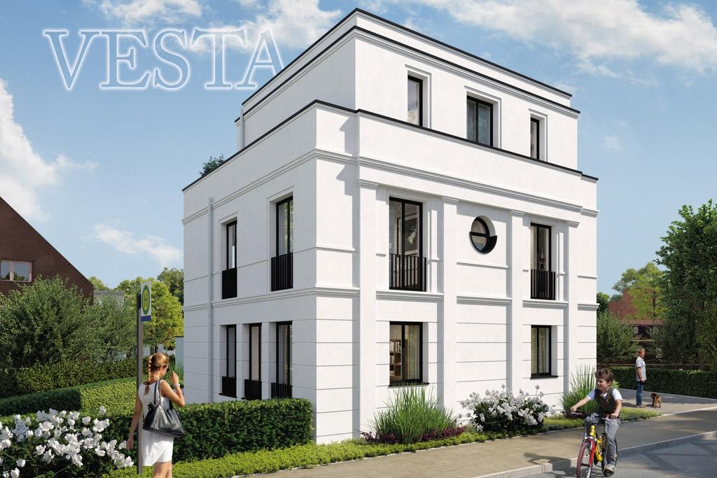 Neubauprojekt RHIVIVA Villa Vesta