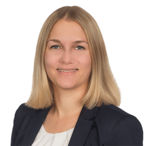 Ansprechpartner bei Laufenberg Immobilien Saskia Kipping, Marketing Managerin