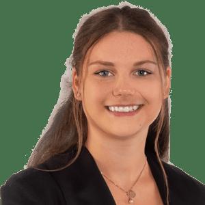 Ansprechpartner bei Laufenberg Immobilien Jacqueline König, Auszubildende Immobilienkauffrau