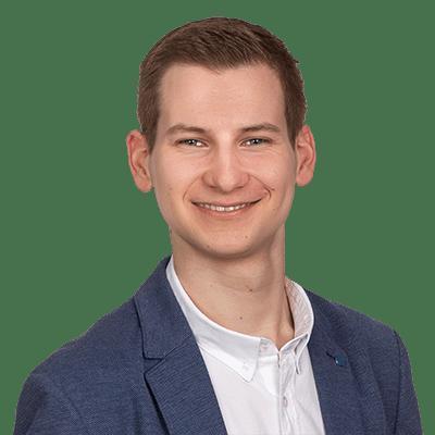 Ansprechpartner bei Laufenberg Immobilien Patrick Pempe, Immobilienkaufmann