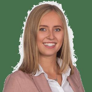 Carolin Spelter, Duale Studentin Immobilienwirtschaft