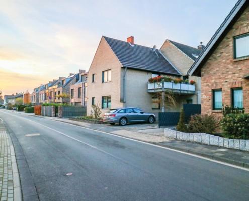 Die Immobilienpreise in Neuss sind im Jahr 2020 um 8 Prozent gestiegen.