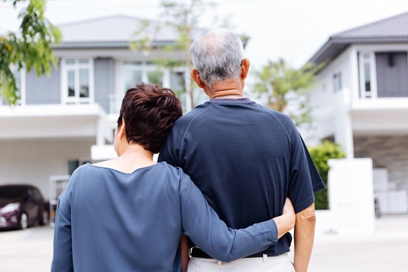 Die Immobilienrente ist ein Angebot für Senioren ab 70 Jahren
