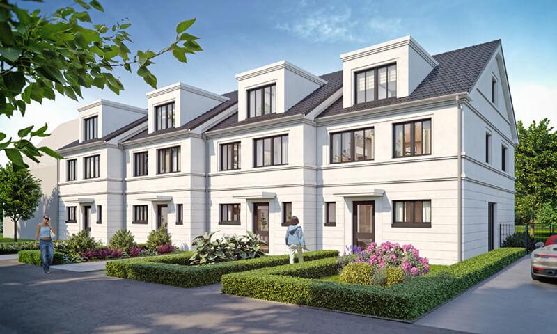 Einfamiliehaus Dormagen – Neubauprojekt Labeca Quattro